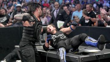 AJ Styles manda un recado al campeón antes de Extreme Rules en 'SmackDown'