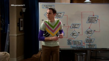 Asistimos a clases de física como las de 'The Big Bang Theory'