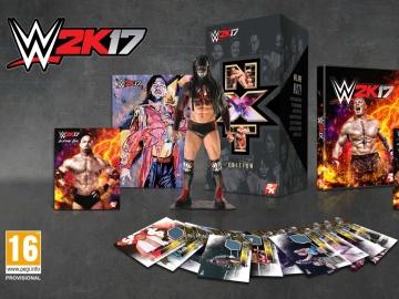 2K presenta WWE NXT en la edición coleccionista de WWE 2D17