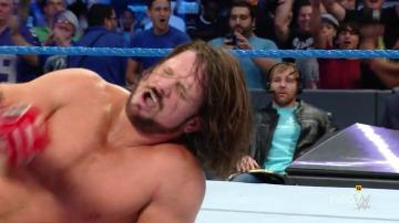 ¡Aj Styles se enfrentará a Ambrose en Backlash por el Campeonato Mundial de la WWE!