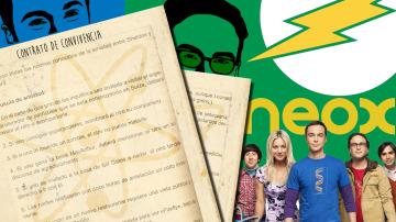 Descubre el contrato de convivencia entre Sheldon y Leonard