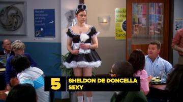 Los 10 mejores disfraces de 'The Big Bang Theory'