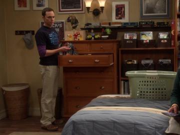 Sheldon y Amy se van a vivir juntos