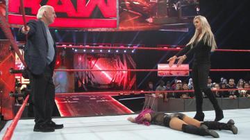 Se rompe la relación entre Charlotte Flair y su padre, Ric Flair en 'Raw'