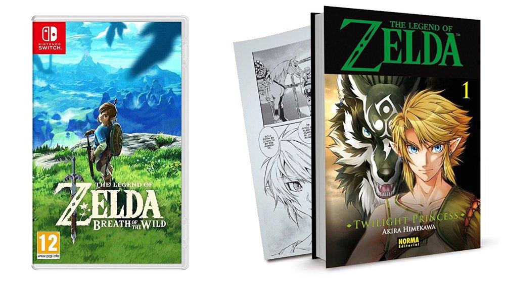 Manga The Legend of Zelda: Twilight Princess