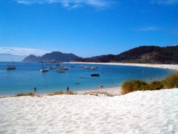 Islas Cíes, la mejor playa del mundo
