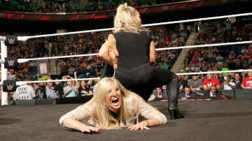 Natalya quiere ser la nueva campeona de WWE