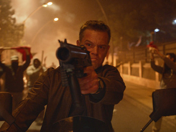 Matt Damon en 'Jason Bourne'