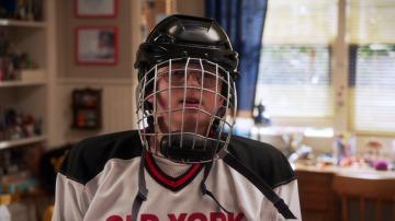 Murray intenta que Adam se aficione al hockey