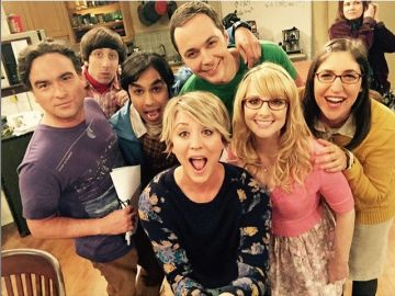 'The Big Bang Theory', este jueves en Neox