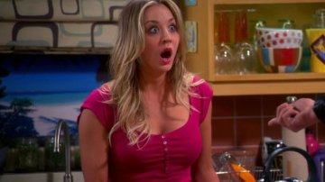 Penny en 'The big bang theory'