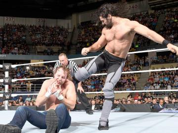 Un Draft histórico separa las dos grandes marcas de WWE