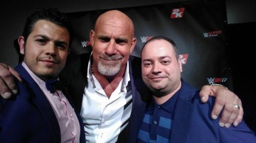 WWE visita la Kickoff Party de Nueva York