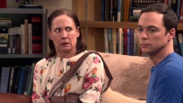 "Sheldon: ""Has mancillado a mi madre, ¿o no?"""