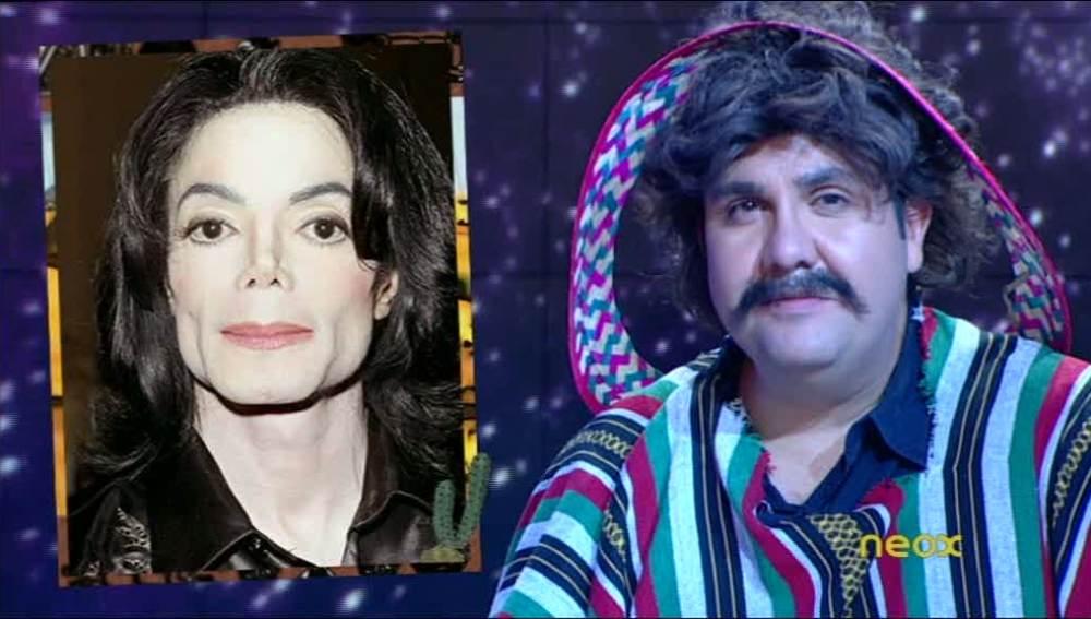 Michael Jackson en la Chingada del Terror