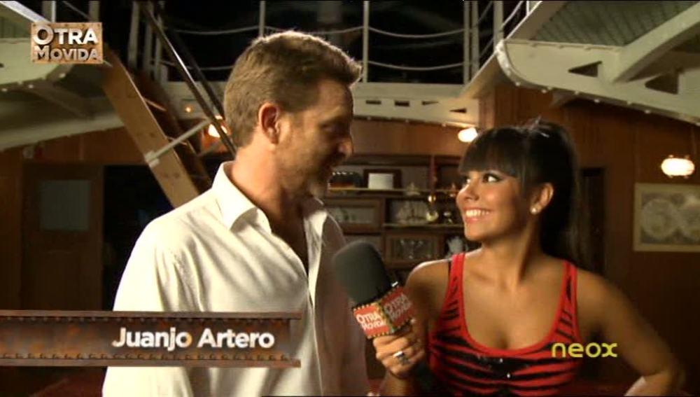 Cristina y Juanjo Artero