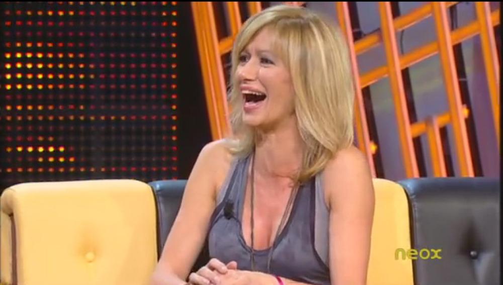 Neox tv susanna griso visita otra movida for Espejo publico verano