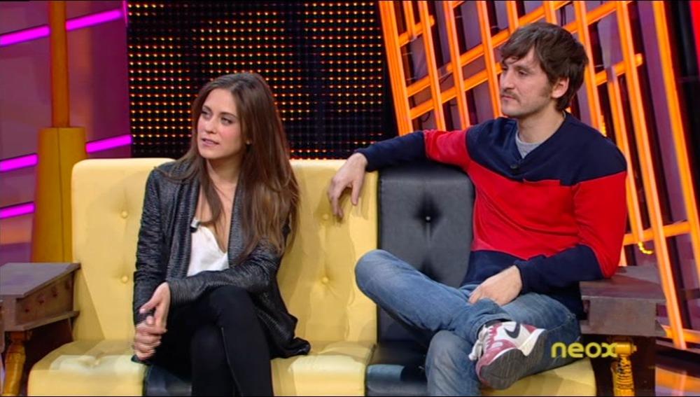 María León y Raúl Arévalo