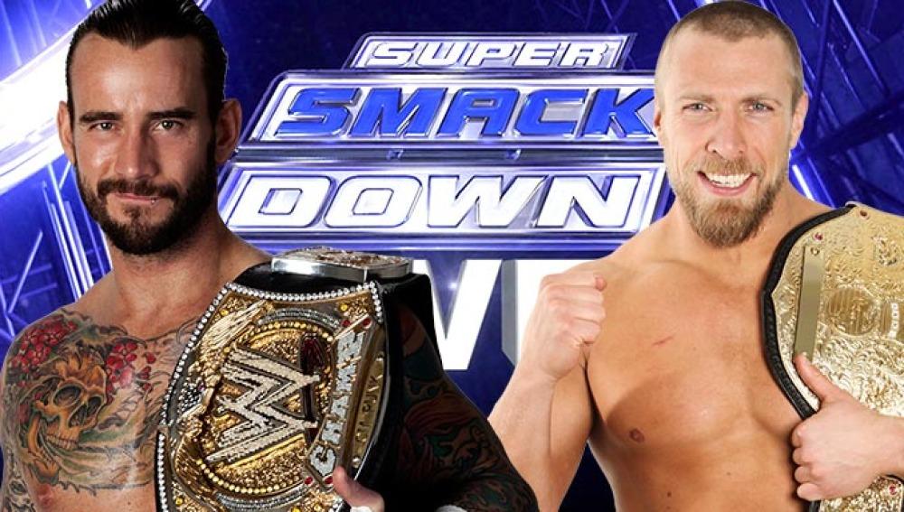 CM Punk contra Daniel Bryan