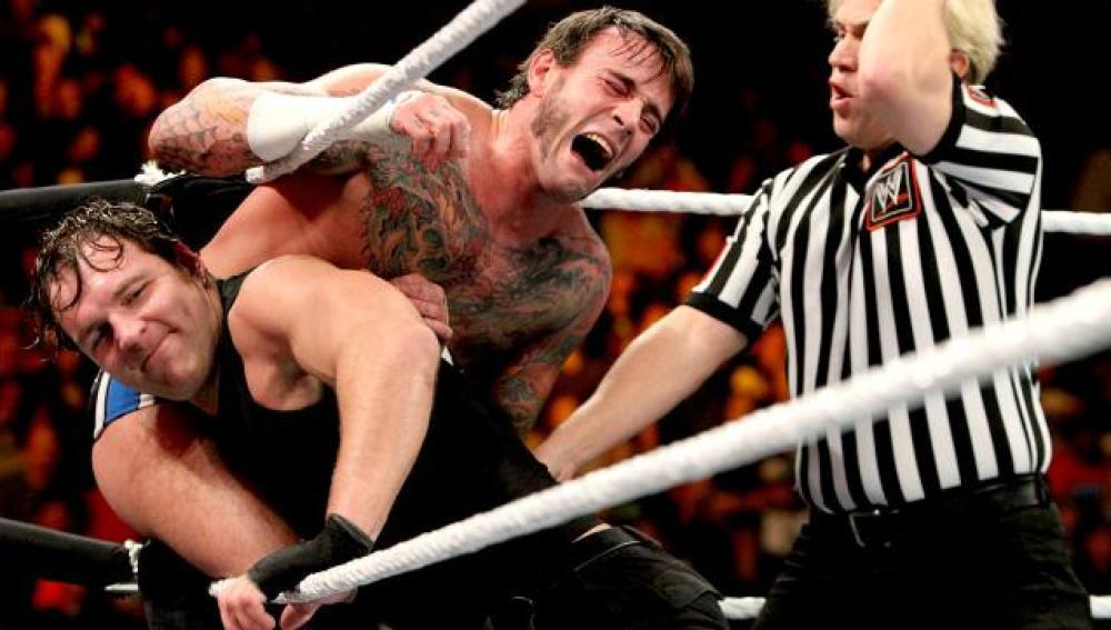 CM Punk y Dean Ambrose