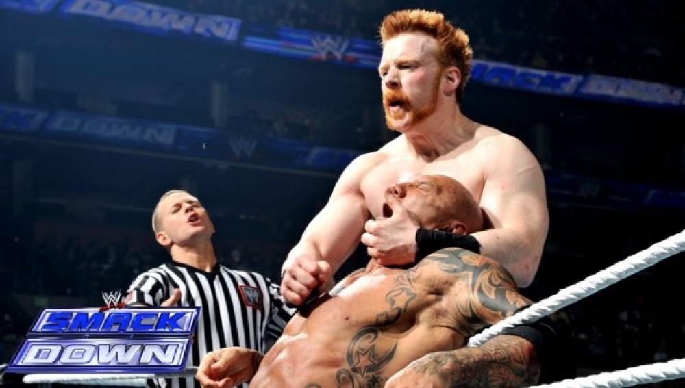 Batista se enfrentará a Sheamus