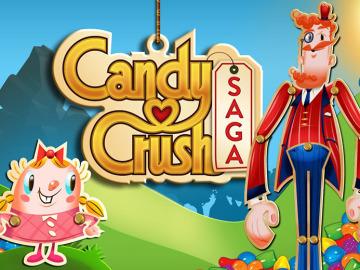 Candy Crush Saga, en Windows 10