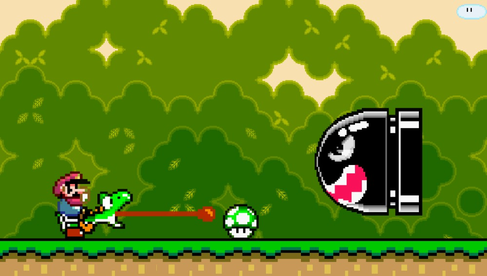 4. Super Mario World (1990)