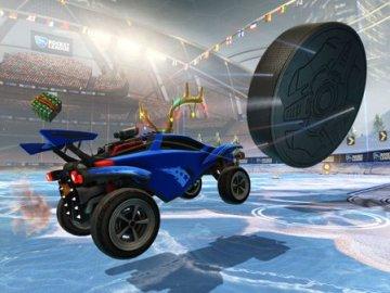 Actualización de Navidad en Rocket League