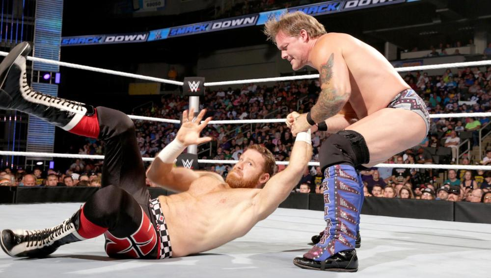 Sami Zayn derrota a Chris Jericho en el Main Event en 'SmackDown'