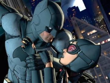 Imagen del Batman de Telltale