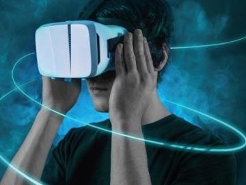 Simulador de realidad virtual