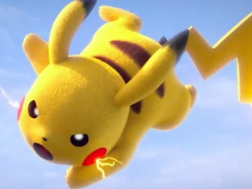 Pikachu en Pokkén Tournament