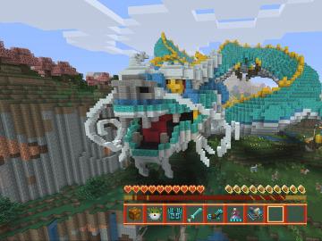 Cultura china en Minecraft