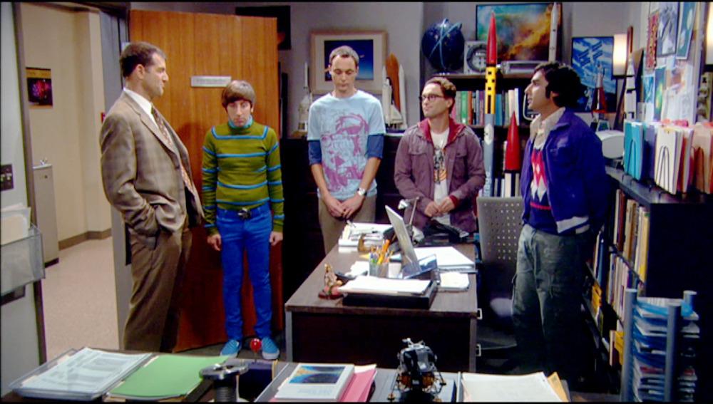 ¿Quién será el verdadero doctor en, The Big Bang Theory'?
