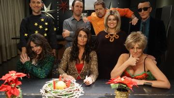 Los protagonistas de 'Homo Zapping' en 'Feliz Año Neox'