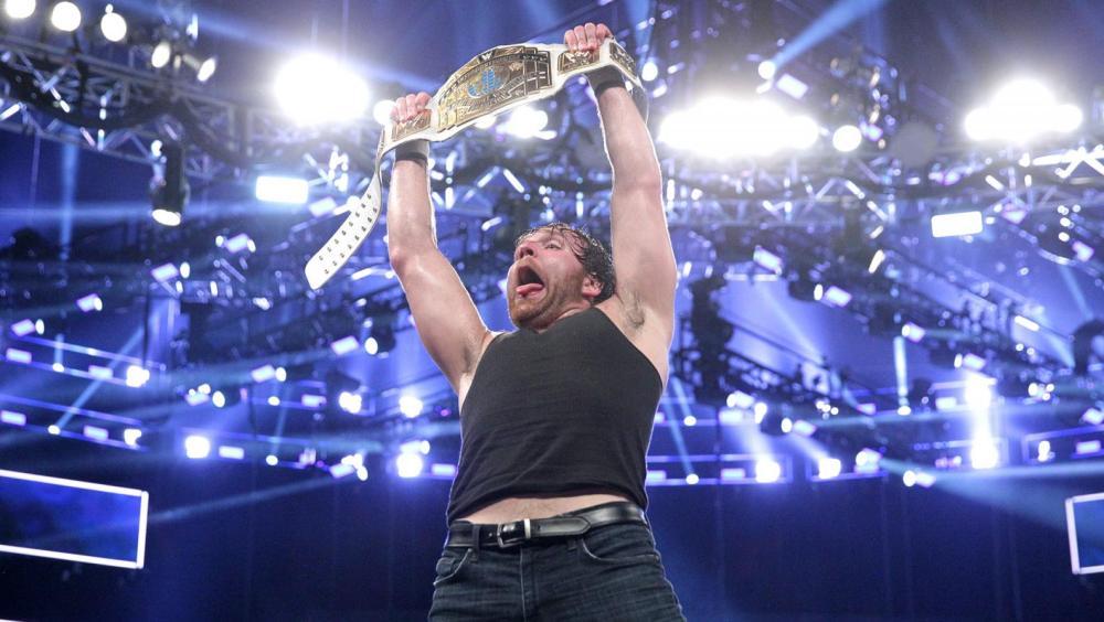 Dean Ambrose es el nuevo campeón intercontinental