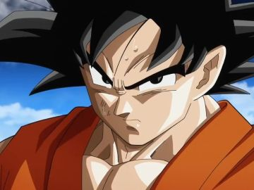 Goku, protagonista de 'Dragon Ball'