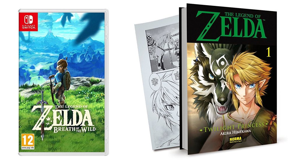 Manga The Legend of Zelda: Twilight Princess