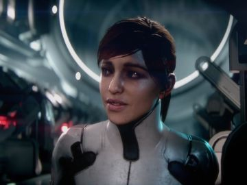 Ryder, de Mass Effect Andromeda