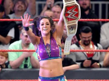 Bayley es la nueva campeona de WWE 'Raw'
