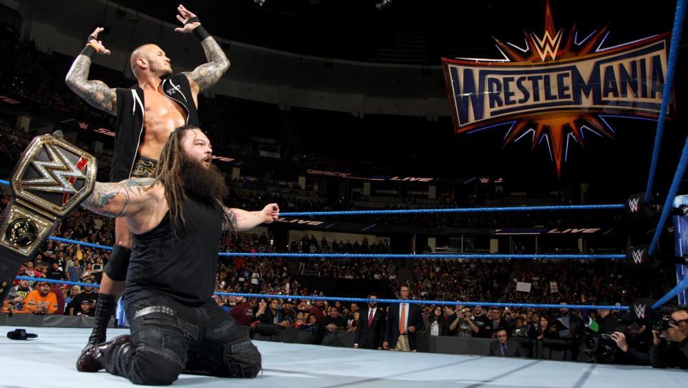 Bray Wyatt retiene el campeonato de 'SmackDown Live'