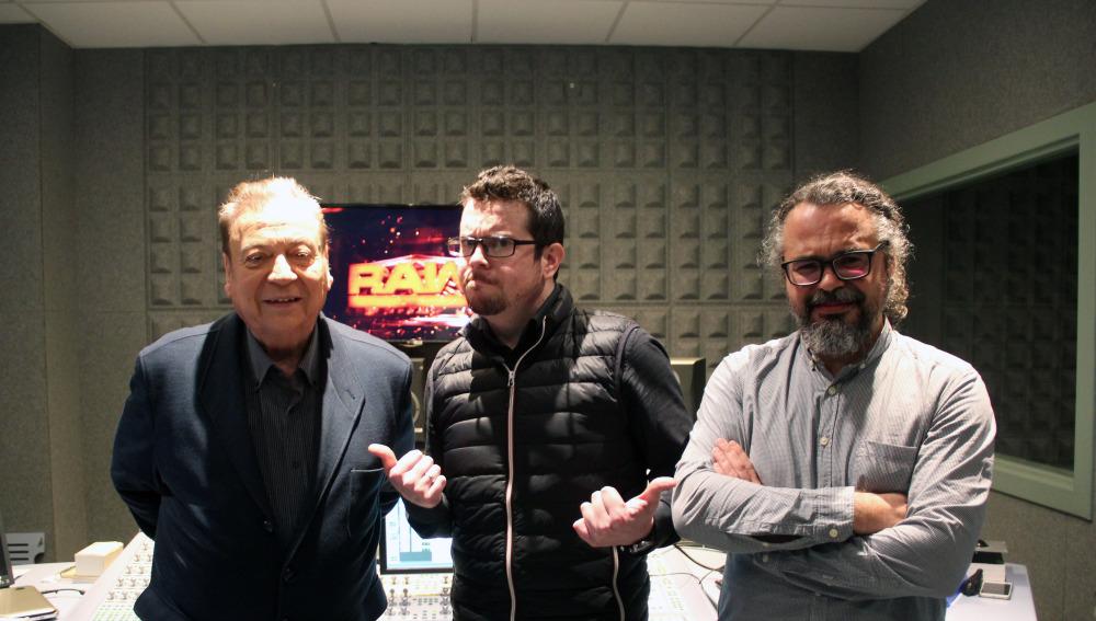Héctor del Mar, Danko y Fernando Costillas