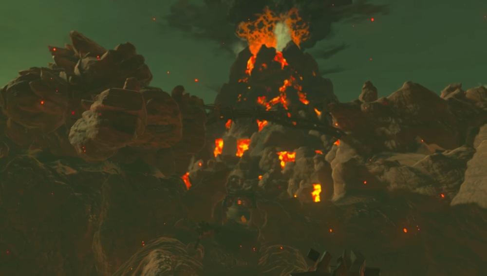 Muerte En La Montana: Guía The Legend Of Zelda: Breath Of The Wild