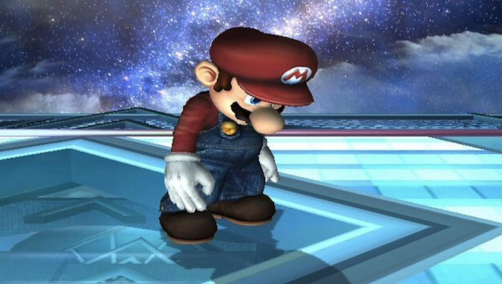 Super Mario en Super Smash Bros. Brawl