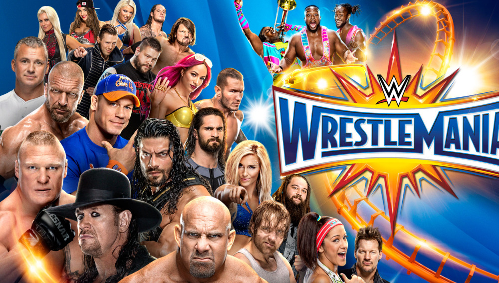 ¡¡Neox estará en Wrestlemania!!