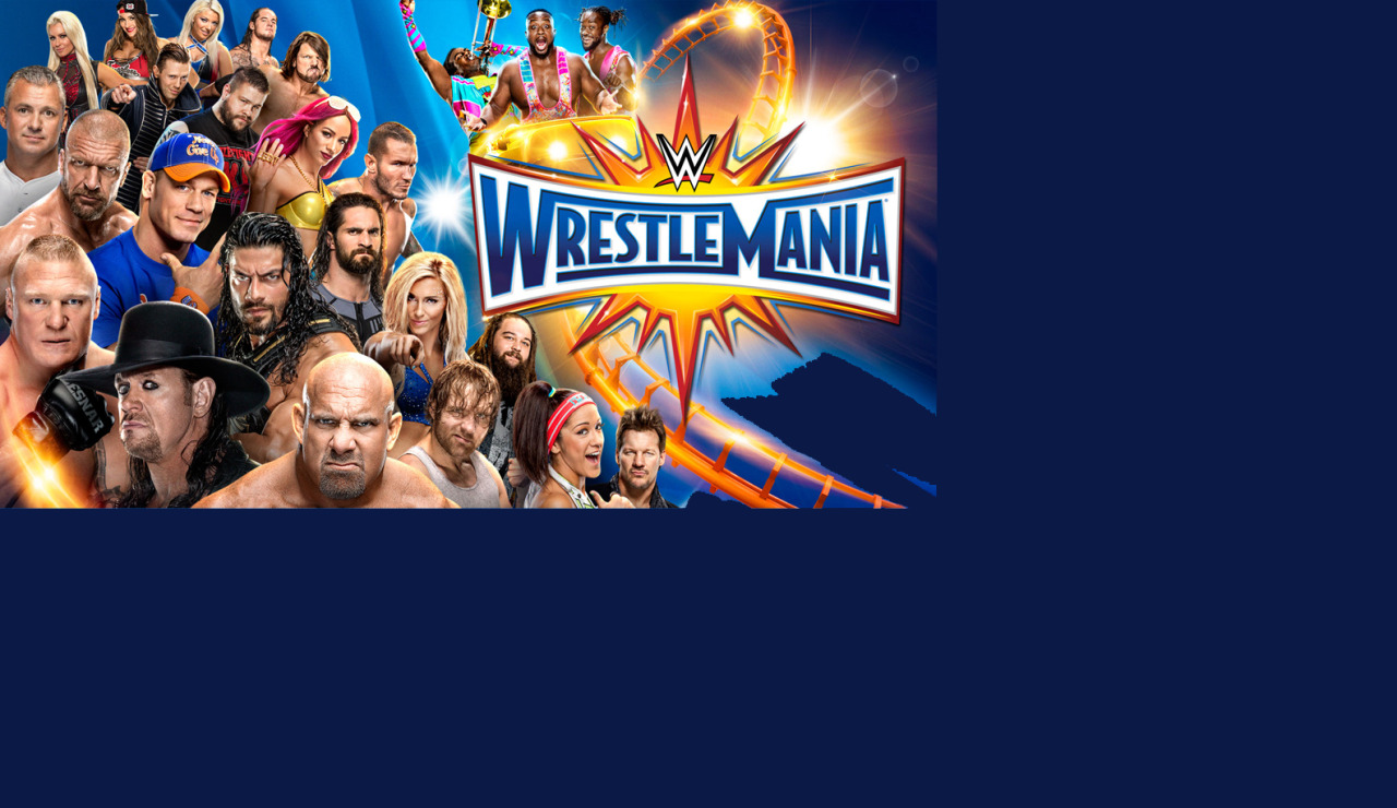 Wrestlemania superdestacado