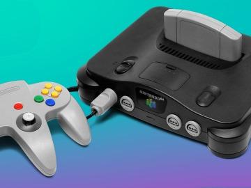 Nintendo 64 utilizaba cartuchos