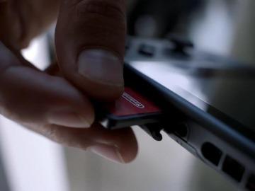 Nintendo Switch también hace uso de cartuchos
