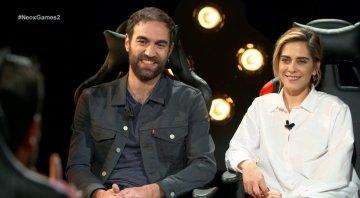 María León y Jon Plazaola confiesan si interpretarían a un personaje de videojuego