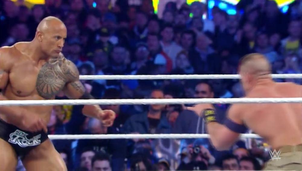 Frame 7.807532 de: John Cena supera su derrota de WrestleMania 28